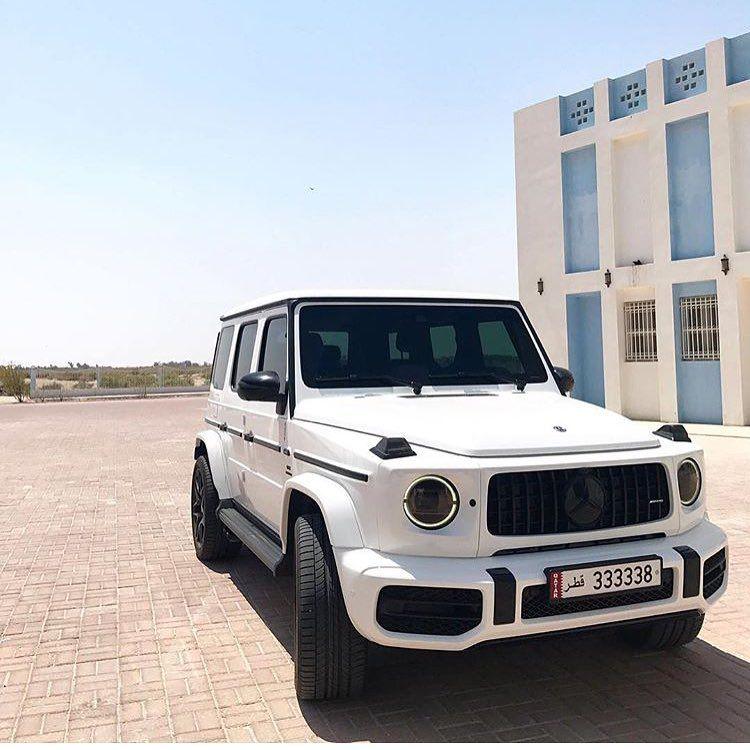 New Mercedes G63 Amg In Qatar Owner Sultanalattiya Mercedes G63