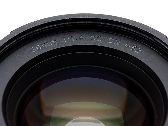 Sigma 30mm F1 4 Dc Dn Contemporary For Sony E Mount Lens Review Digital E Mount Sony E Mount Sigma
