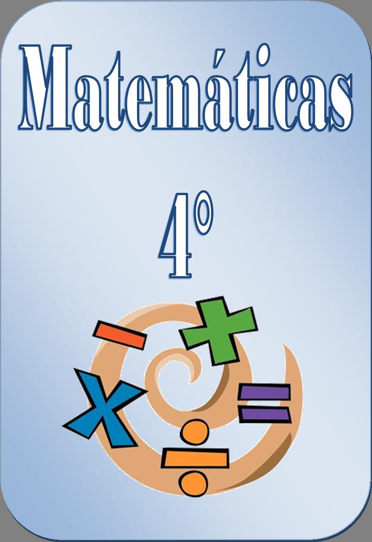 Cuadernillo de ejercicios matemáticos para cuarto grado ...