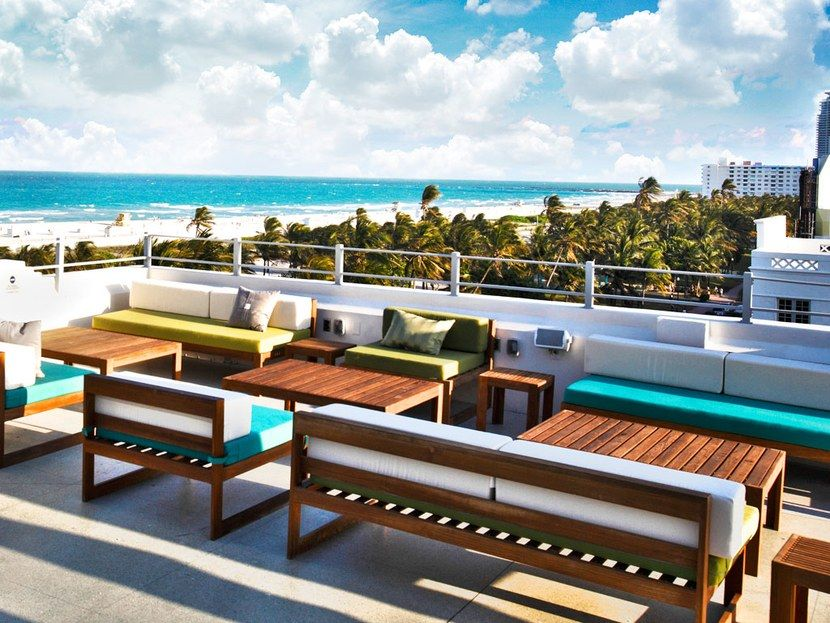 The 10 Best Rooftop Bars in Miami | Rooftop patio design ...