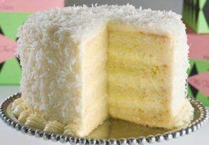 ITALIAN CREME COCONUT CAKE -   23 coconut cake recipes ideas