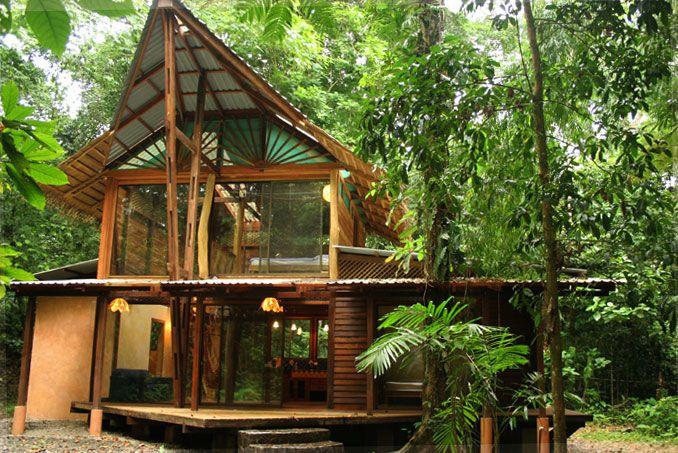 A jungle vacation home in manzanillo costa rica