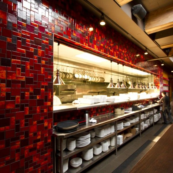 Restaurant Kitchen Pass: Open Kitchen Restaurant, Restaurant Design, Restaurant