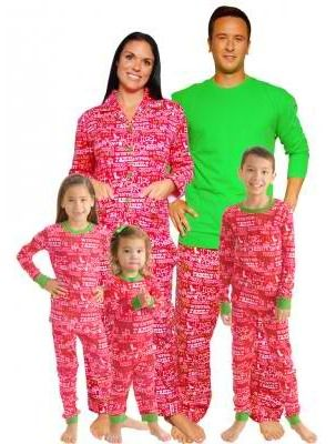 63b13ec88 Just in Time for Christmas - Matching Family Pajamas