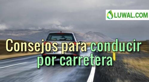 Consejos para conducir por carretera VER>> http://t.co/rUYDA3w56O http://t.co/k01imIUNTA