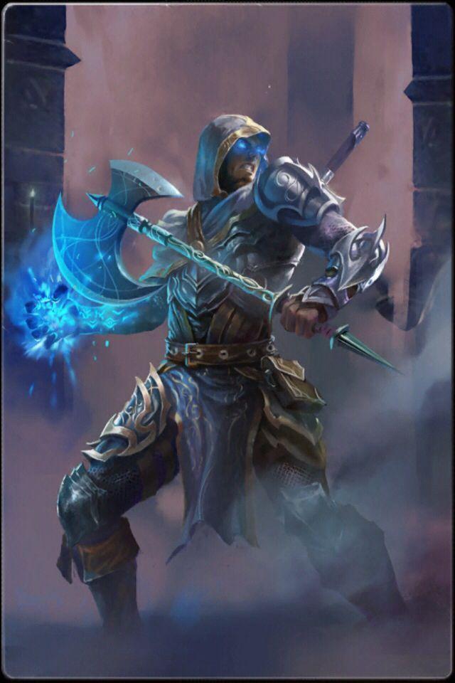 Blade Mage (5e Class) - D&D Wiki | Sletch in 2019 | Battle