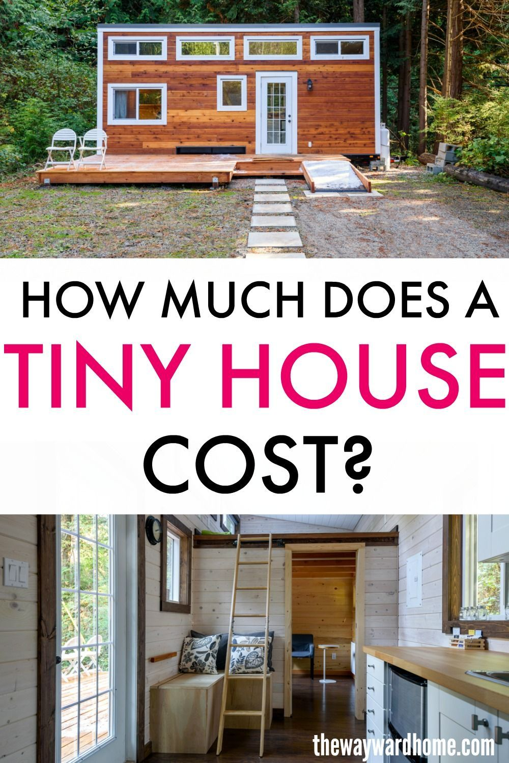 How Much Does A Tiny House Cost Tiny Home Cost House Cost