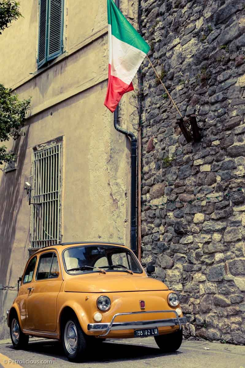 The Fiat 500 Cute Little Badass Fiat 500 Fiat 500 Vintage Fiat