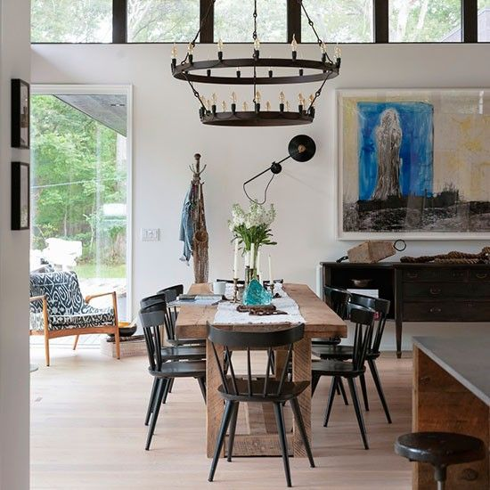32 Stylish Dining Room Ideas To Impress Your Dinner Guests: Athena Calderone Shares Her Top Tips For Hosting A