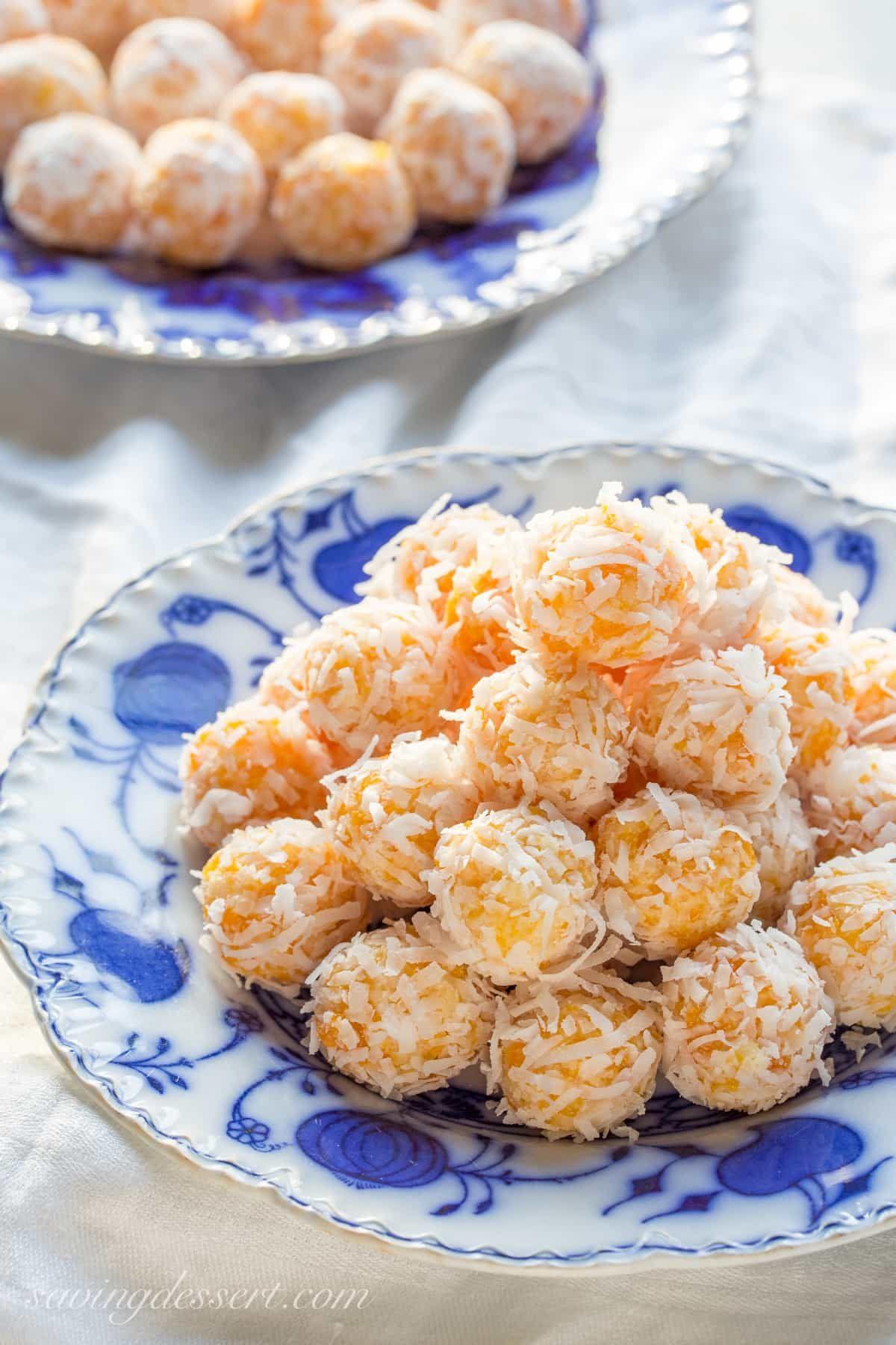 Apricot Coconut Balls Recipe Cookie Recipe No Milk Baking Recipes Cookies Cookies Recipes Christmas