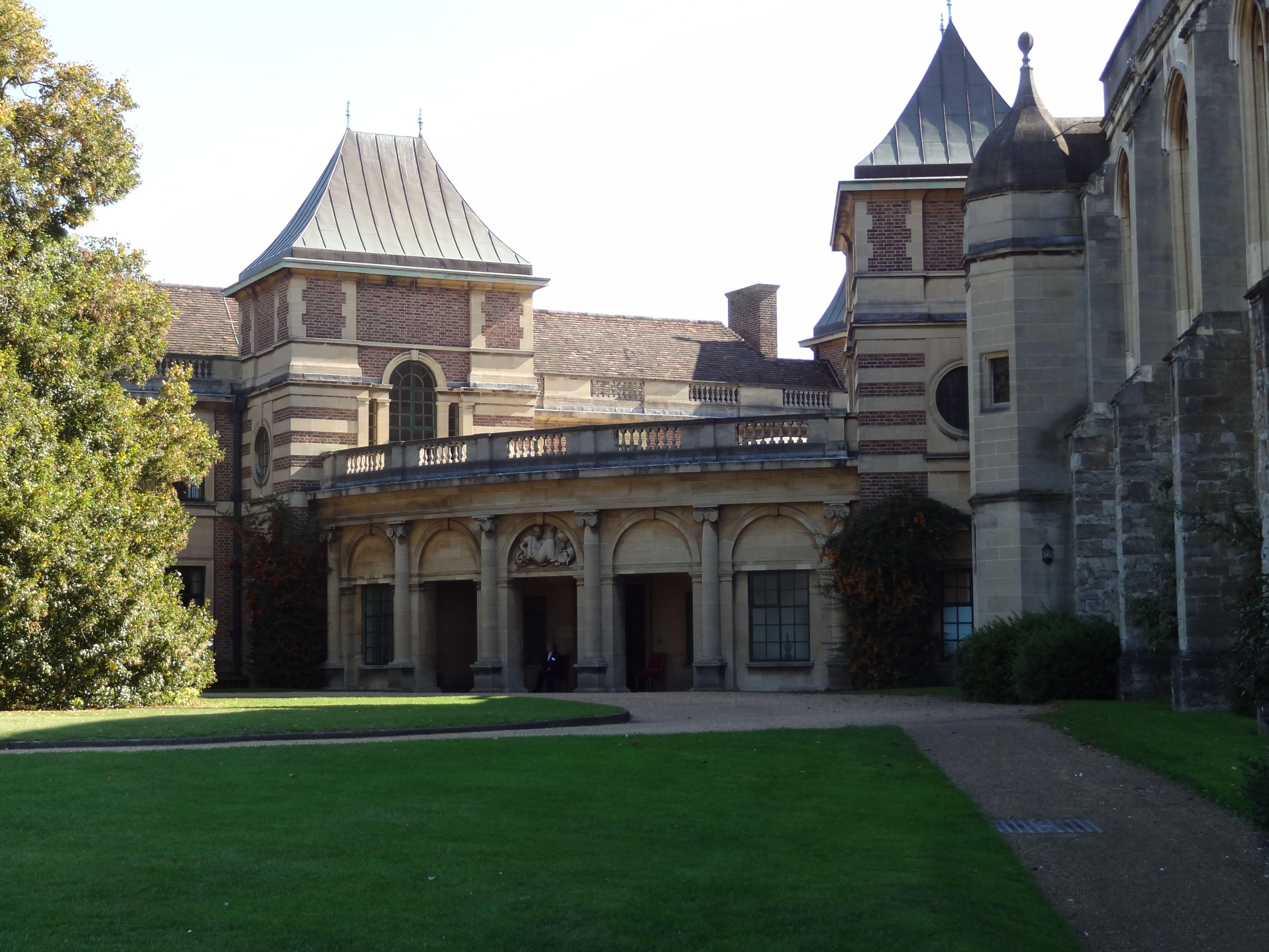 Eltham Palace, London, England. A unique Art Deco mansion