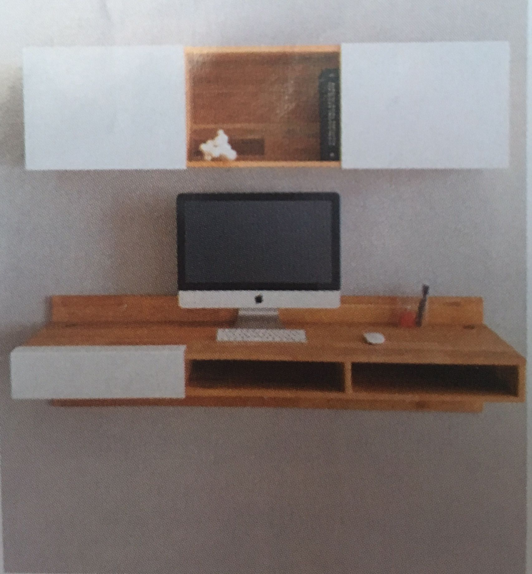 Pin by b on desk pinterest desks