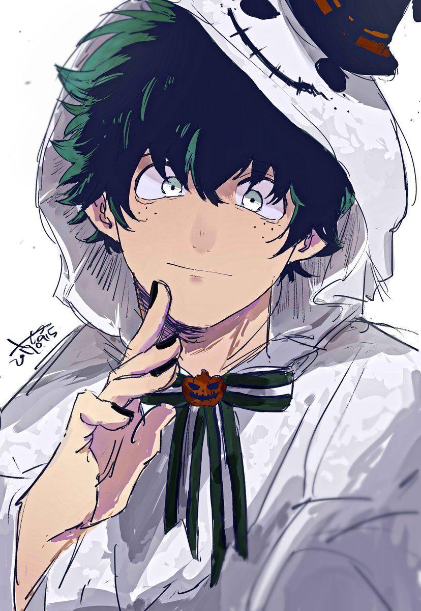 Anime Jungs