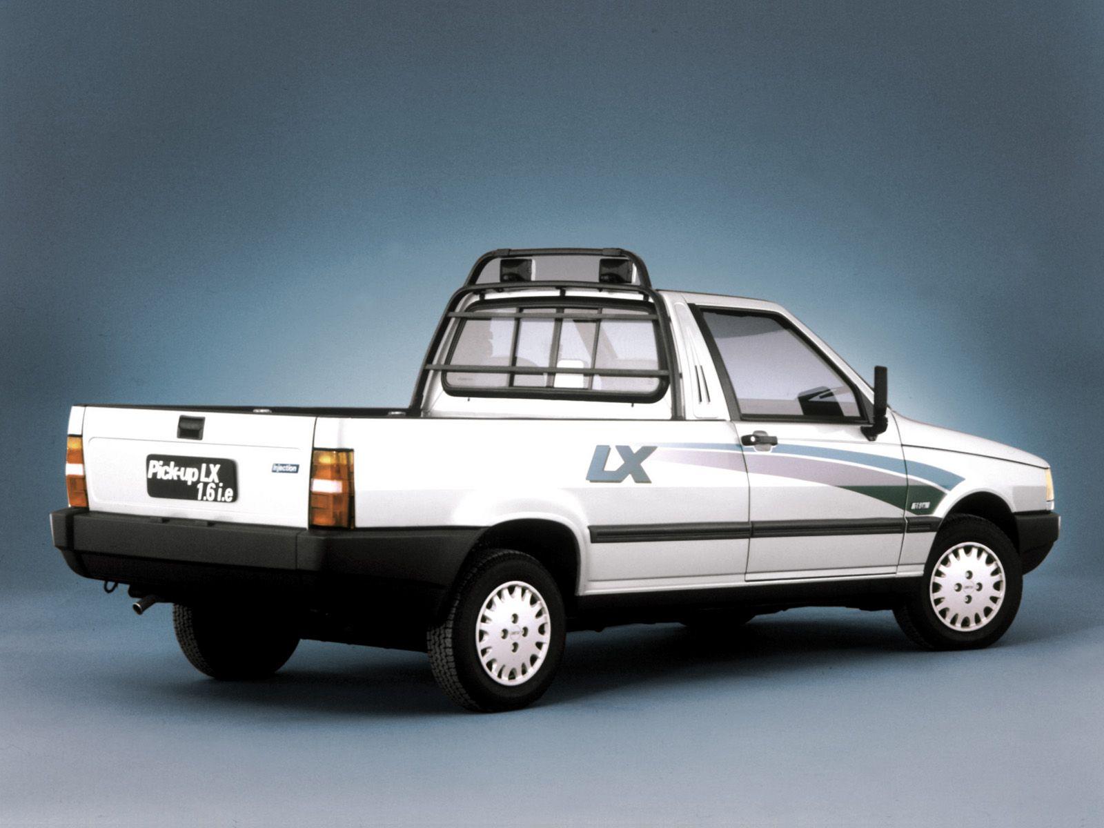Fiat Fiorino Pick Up Lx 1 6 I E 1994 Com Imagens Camionete