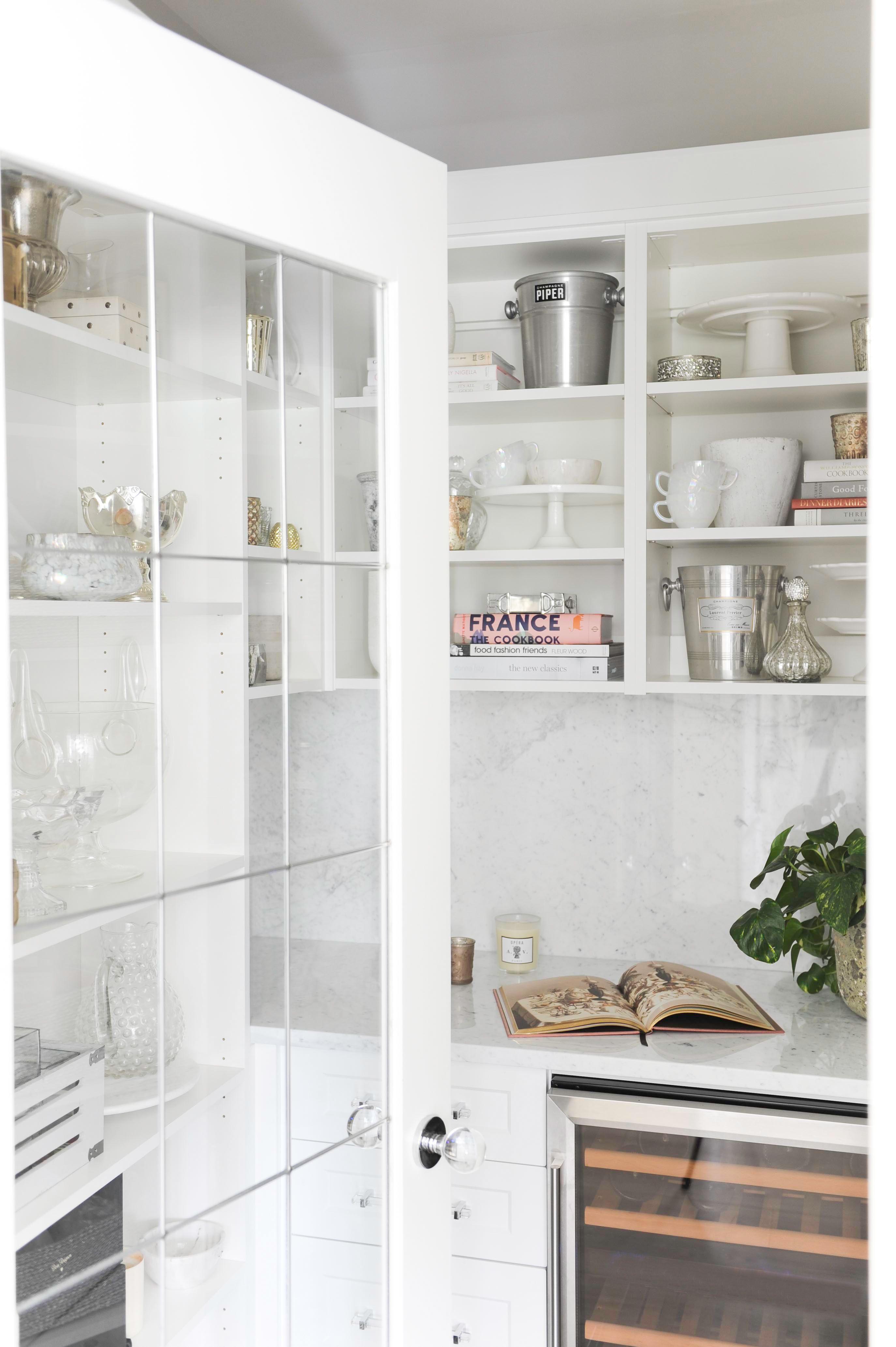 A Little Pantry Inspiration - Design By Peridot Decorative Homewear