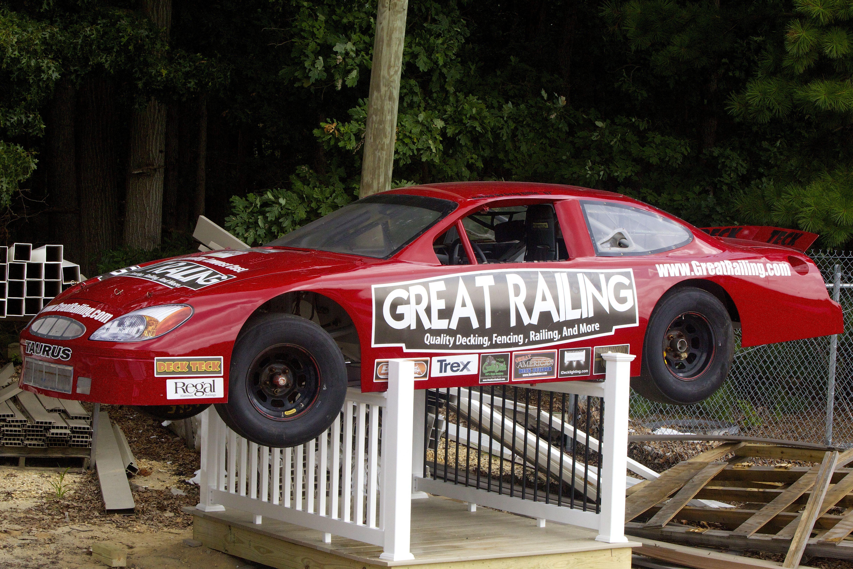 Best Nascar On Top Of Great Railing S Balance Rail Kits That 400 x 300