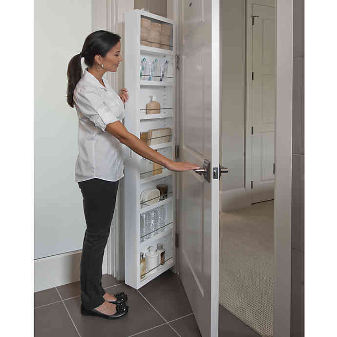 Cabidor® Concealable Hinge-Mounted Storage Cabinet | Bed ...
