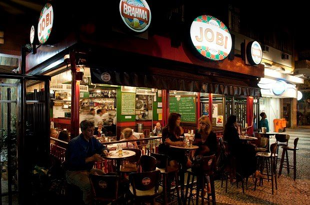 Bar do Jobi, Leblon, Rio de Janeiro, Brasil