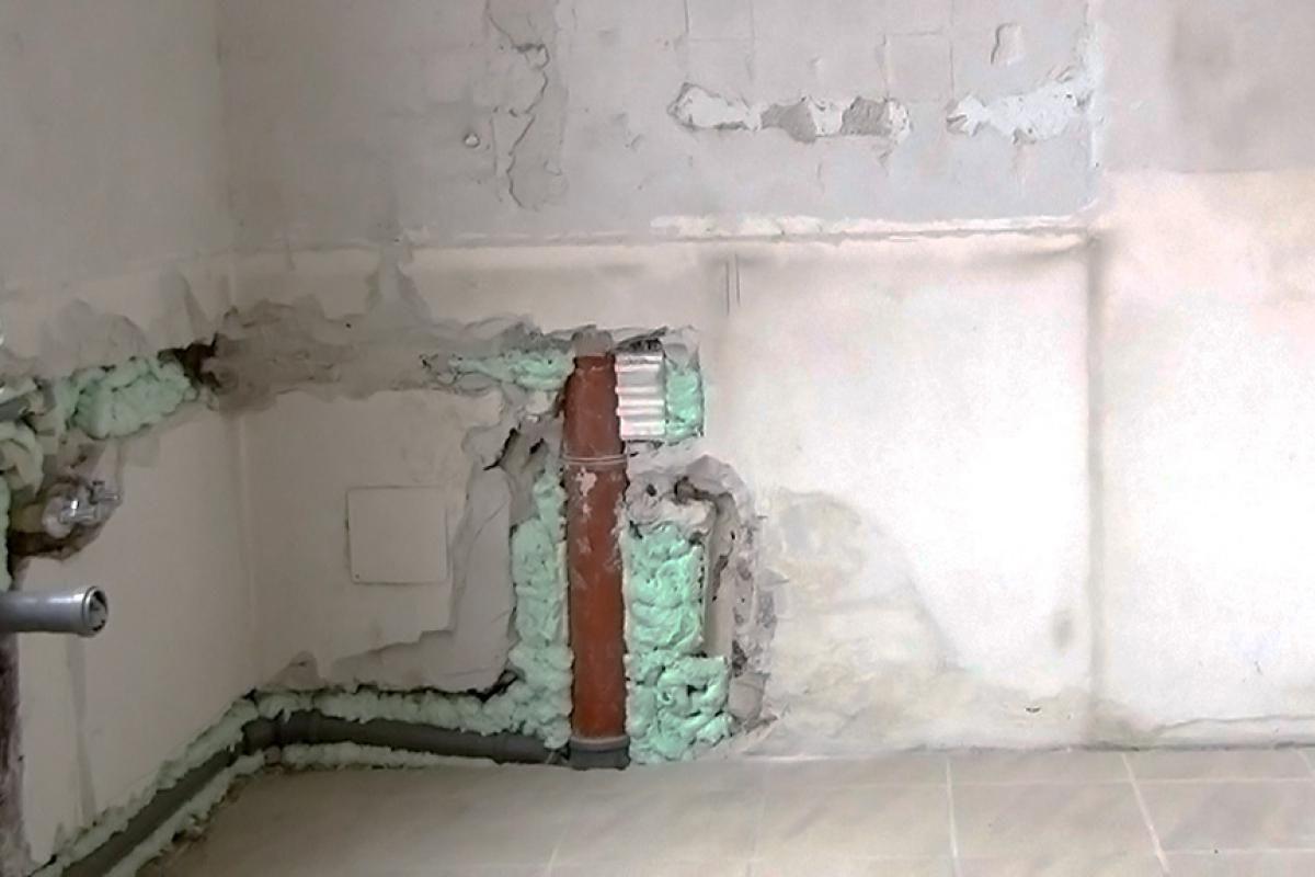 Die Ausgangssituation Wand Verputzen Und Wand Spachteln Wand Verputzen Wande Spachteln Verputzen