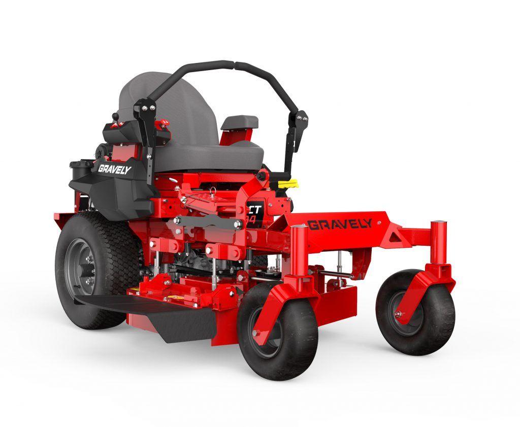 Gravely Compact Pro 34 Zero Turn Mower Kawasaki Safford Equipment Company Zero Turn Lawn Mowers Zero Turn Mowers Mower