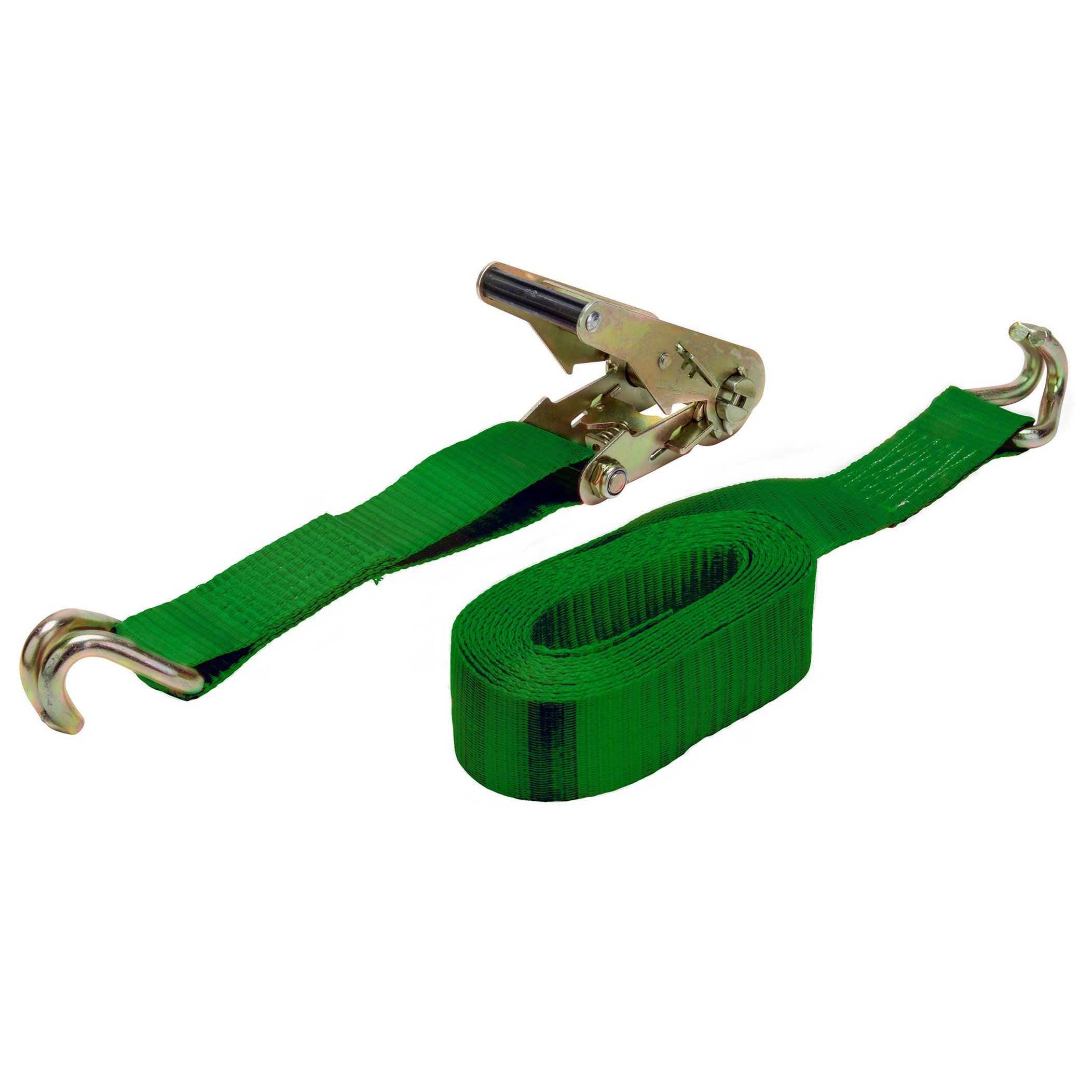 Keeper 04618 16 x 2 ratchet tiedown with jhooks 4 pack