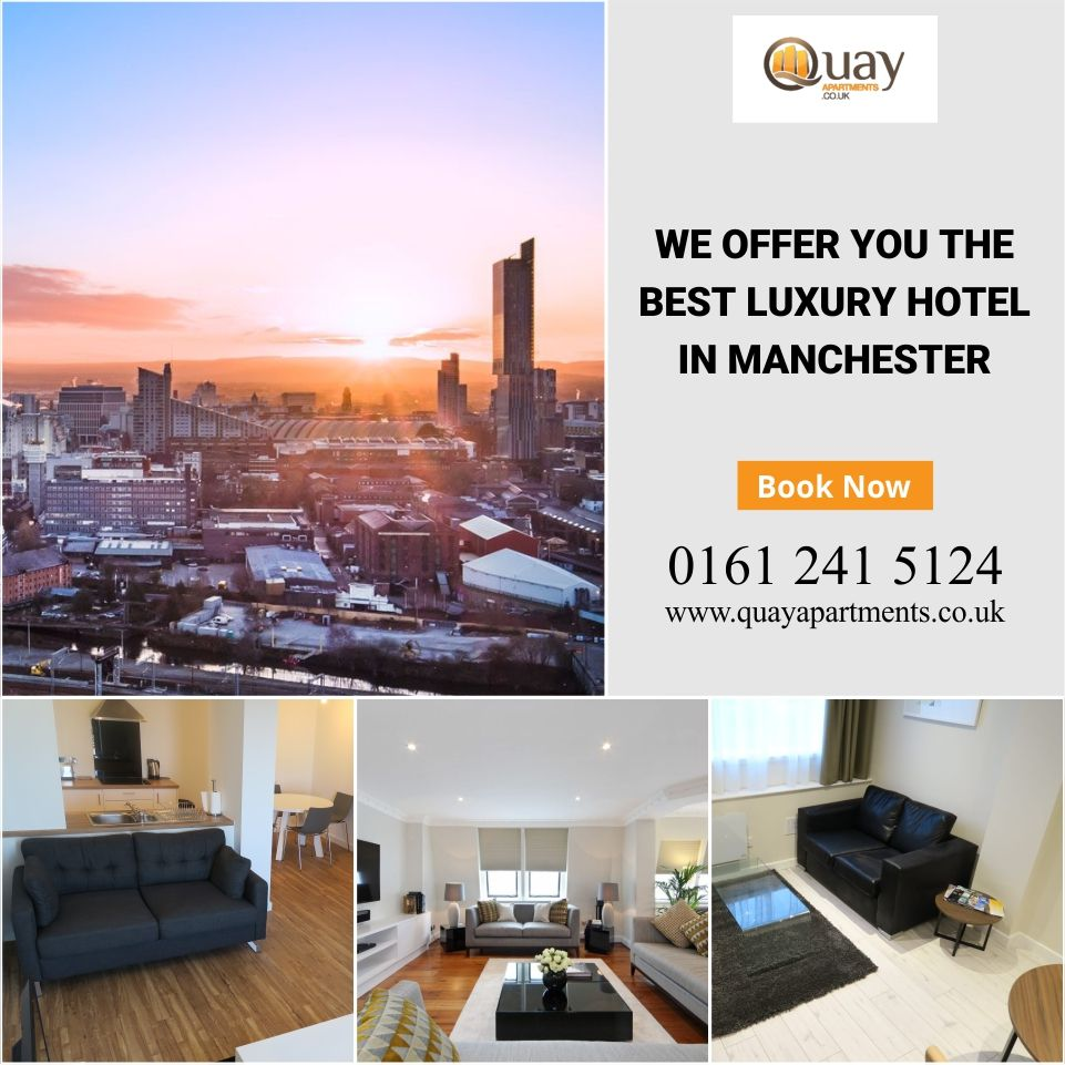 We Offer Luxurious And Affordable Serviced Apartments And