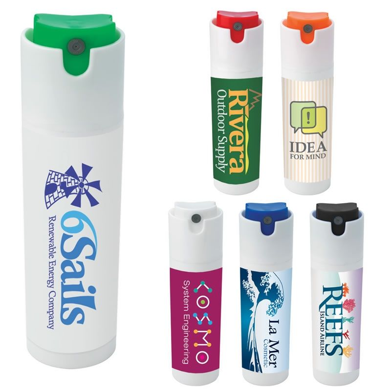 Promotional Hand Sanitizer Spray Pump Customized Hand Sanitizer