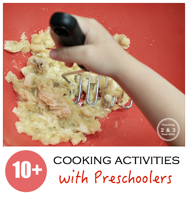 Cooking With Kids Recipes With Images Cooking With Toddlers