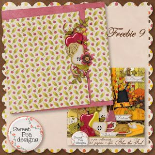 Scrapbooking TammyTags -- TT - Designer - Sweet Pea Designs,  TT - Item - Paper,  TT - Style - Stacked Paper