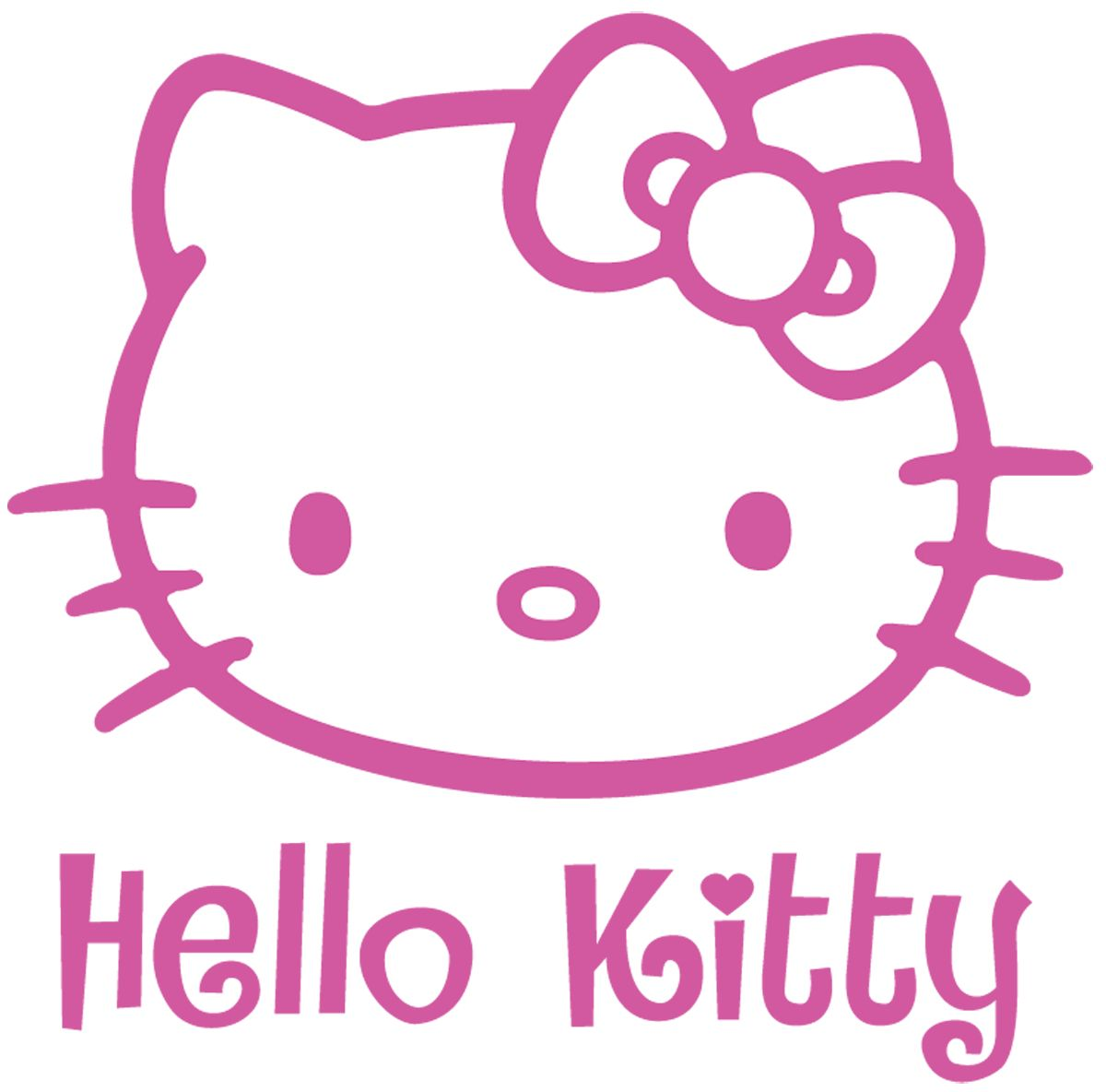 hello kitty file picture hello kitty kitty and svg file rh pinterest com  hello kitty logo font free