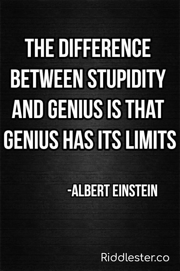 Albert Einstein Life Quote Stupid Quotes Stupid People Quotes Sarcastic Quotes Funny