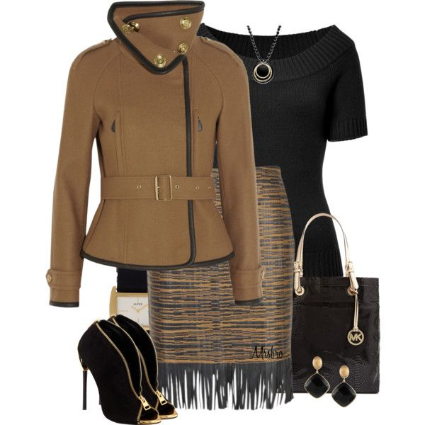 """""""Off to work ..."""" by mrsbro on Polyvore"""