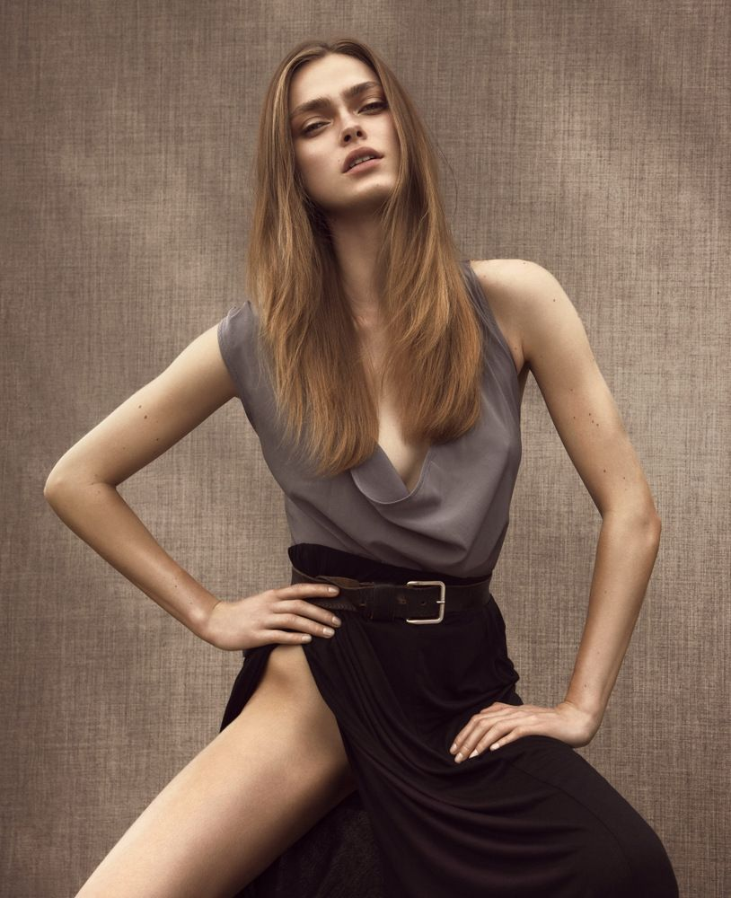 Sophie Vlaming for Gestuz Main Spring 2012 Campaign #fashion