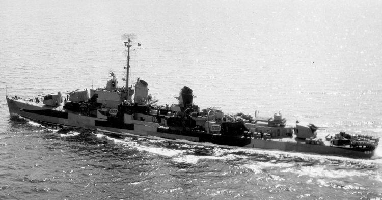 Sumner Class Destroyer