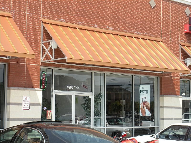 Metal Awning | Metal Awnings Houston