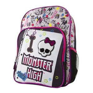 Monster High Backpacks and Lunch Bags | Back to School Ideas ...