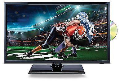 Portable Led Tv Dvd Combo 22 Car Boat Rv 12v 1080p Atsc Tuner Hdtv Naxa Ndt225 Ebay Led Tv Digital Tuner Tvs