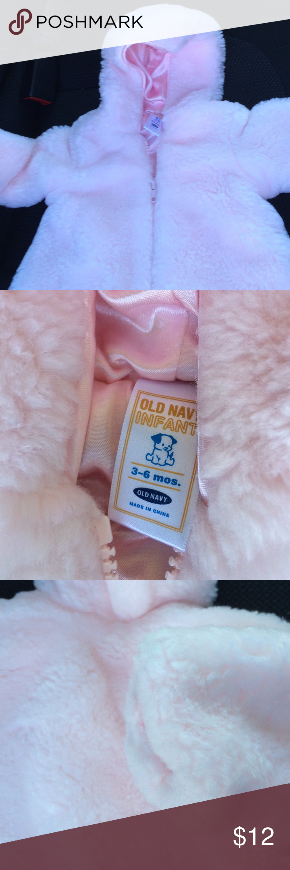 Old navy infant jacket 3-6 mo Excellent condition Old Navy Jackets & Coats