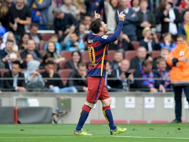 Result: Barcelona thump Espanyol to retain first spot in La Liga #Barcelona #Espanyol #Football