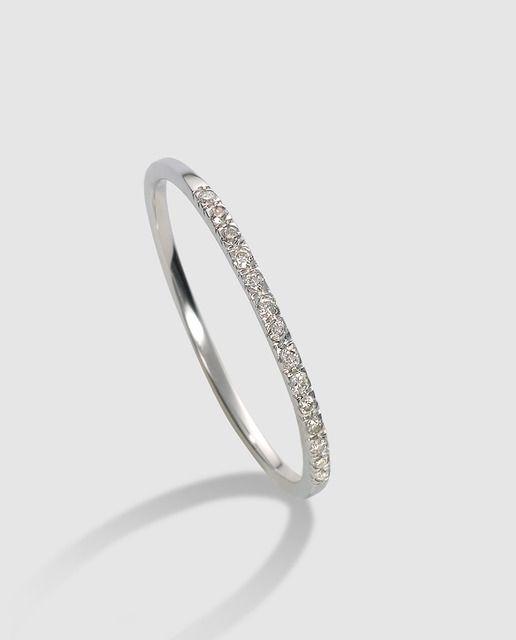 24d15de33be8 Anillo mujer diamantes Treasures El Corte Inglés - 24