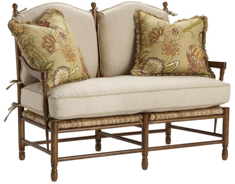 Highland House Furniture 612 58 Hilcot Settee Upholstery Armchair Modern Upholstery Upholstery
