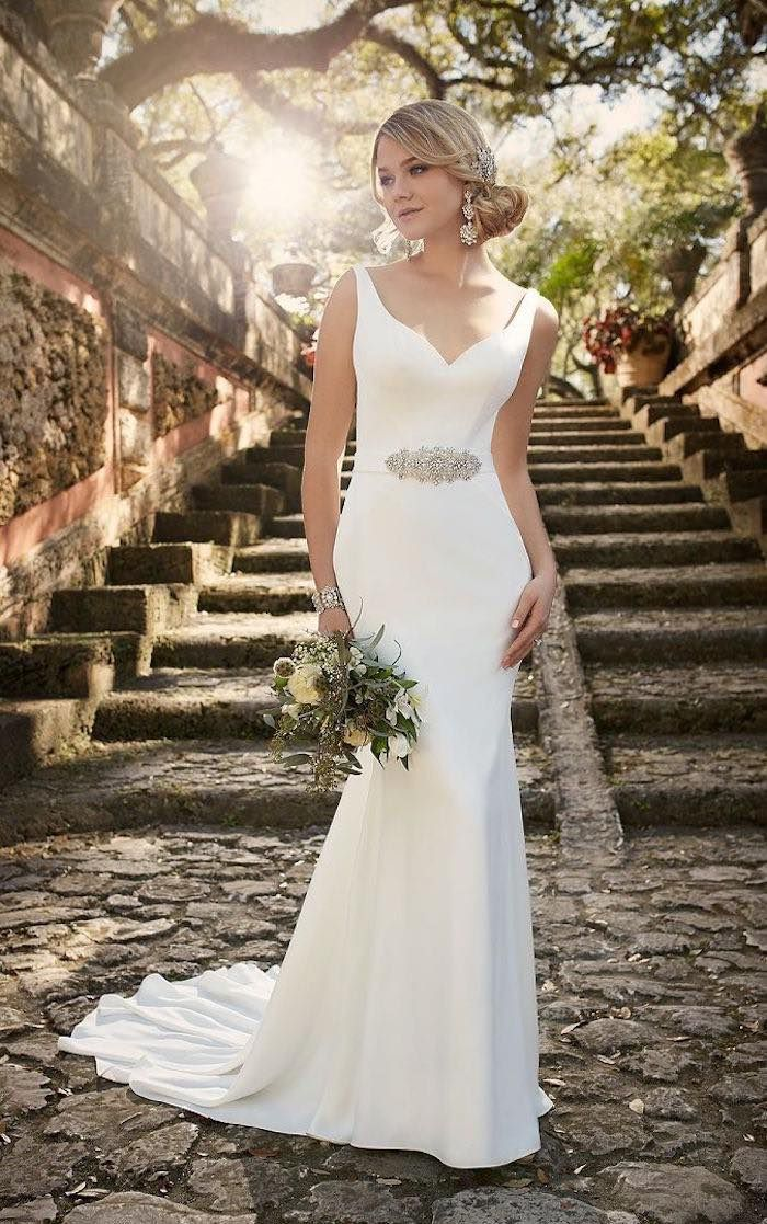 Simple Wedding Dresses with Elegance | Australia, Wedding dress and ...