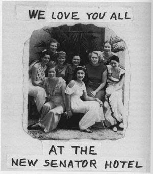US Sex workers in WWII -- click for a post about Hawaii and Jean O'Hara