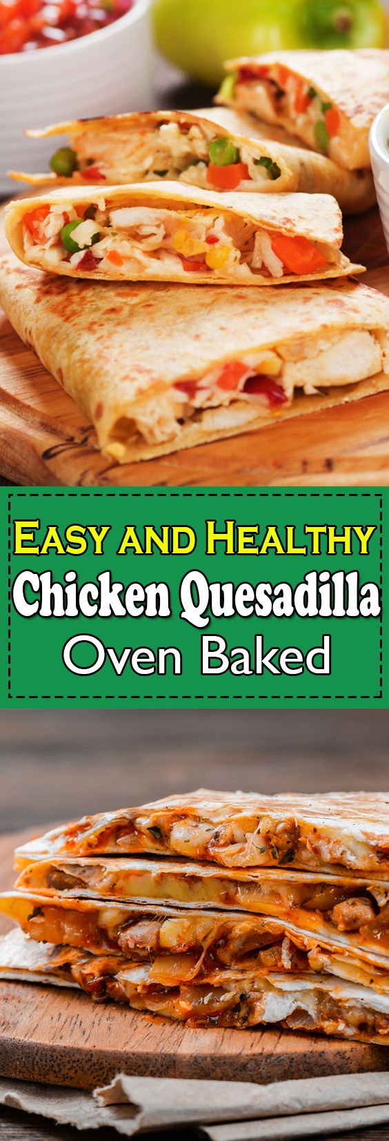 Chicken Quesadilla images