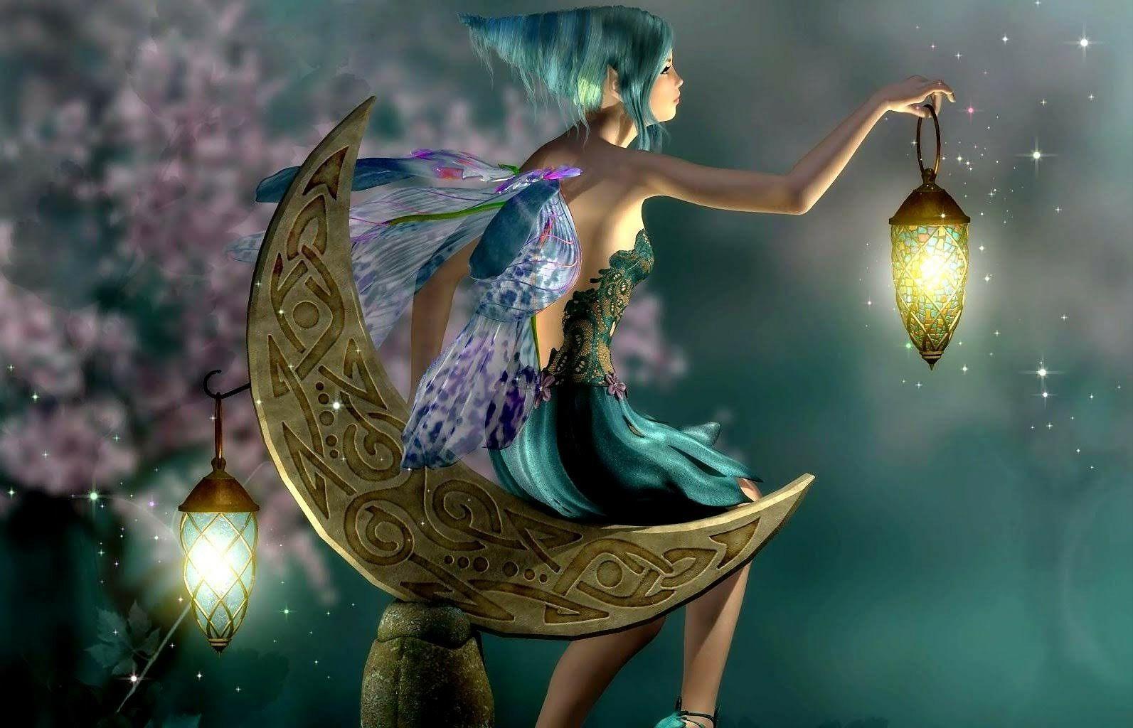 умные картинки с феями и эльфами доріг побудова