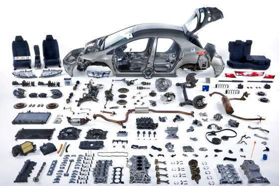 Auto Spare Parts Available In Wholesale For Genuine Car Parts