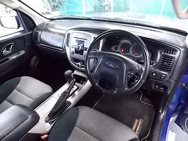 2007 Ford Escape Xlt V6 Sport With Images Good Used Cars Ford