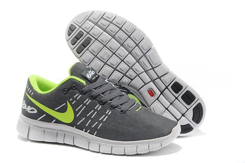 New Nike Free 6.0 2014 Grey Green Mens Running Shoes #Womens