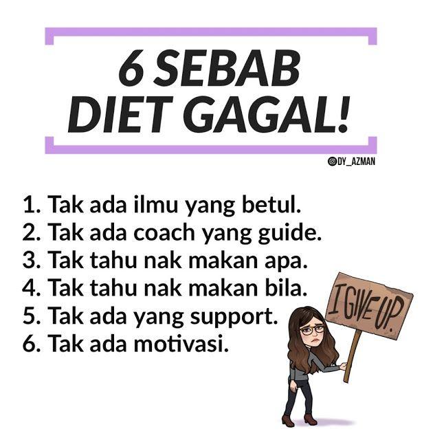 Projek Kurus 25 Hari Coach Dy Azman Kuruskan Badan Dengan Mudah Turunkan Berat Badan Dengan Cepat Diet Secara Online Diet Tanpa Lap Memes Ecard Meme Ecards