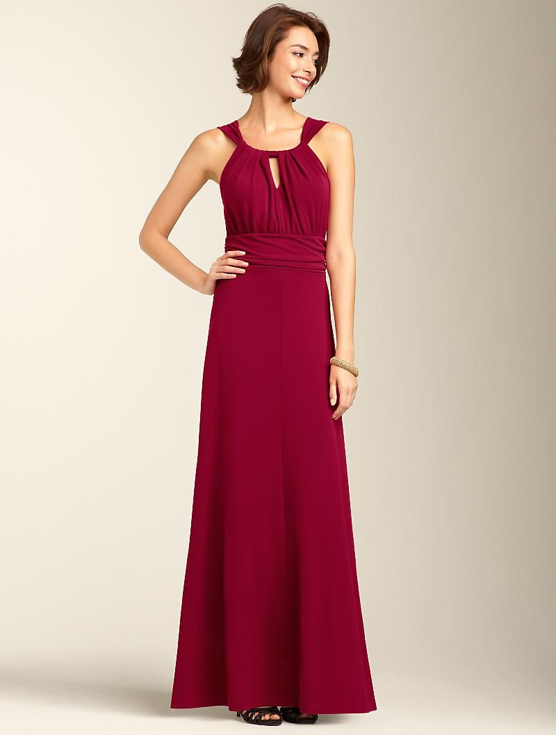 Absolutely lovely ruchedhalter dress my style pinterest